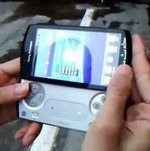 Sony Ericsson Xperia Play Captured on Video Again