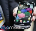 CES 2011 Video: Android Samsung 4G LTE for Verizon