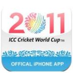 ICC World Cup 2011: Official Cricket iOS App