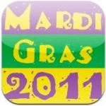 2011 Mardi Gras Parade (Fat Tuesday)- Top Two iOS Apps