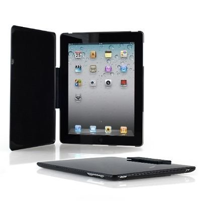 iPad 2 Accessories: EliteFoilo Carbon Fiber Case Pre-order