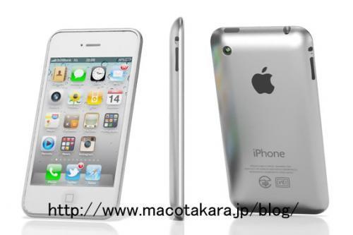 new iphone 5 design