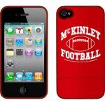 Love Glee, Get McKinley Football iPhone 4 Cases