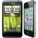 Verizon Store iPhone 4 Outsold by HTC Thunderbolt
