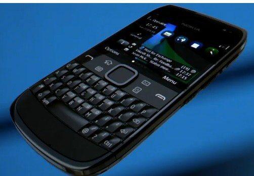 Nokia E6 – Move over BlackBerry