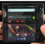 Android Froyo Kyocera Echo Video Review