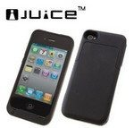iPhone 4 Accessories: iJuice Excel Battery Case