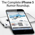 iPhone 5 Photo, Bigger Screen, No Home Button