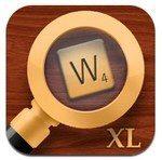 WordMaster XL iOS App for iPad: Scrabble Word Finder