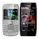 Nokia E6 & X7 Shipping- Your Best Symbian Anna phone is