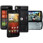 Verizon Releases Today: Trophy, Revolution, Droid X2 & Xperia Play