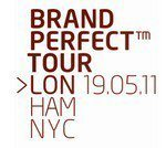 Brand Perfect Tour Event Launches May 19th in London