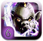 Gamebook Adventures 6: The Wizard from Tarnath Tor for iOS