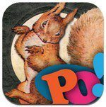 PopOut! The Tale of Squirrel Nutkin App: Beatrix Potter for iOS