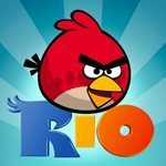 Angry Birds Rio Carnival Upheaval Update, iOS and Android main