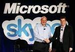 Skype Ditches Execs to Save Cash Before Microsoft Merger