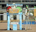Angry Birds Goes Large and Live in Barcelona: Video