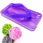 iPhone 4 Summer Accessories- Fashionable Flip-flop Cases main