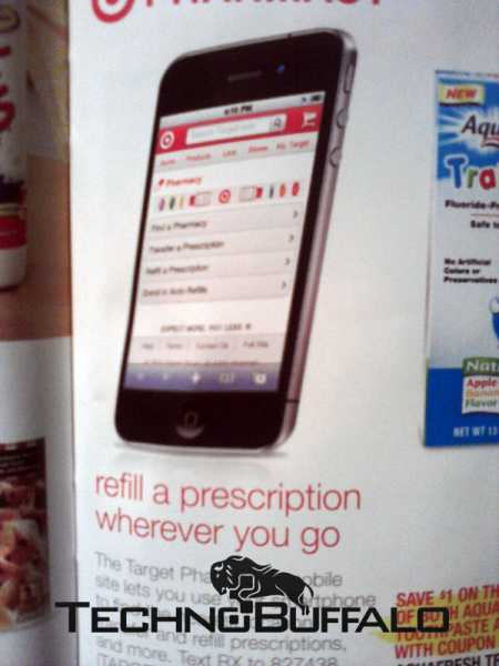Funny iPhone 5 Target Ad Plus Cases Shows Curved-Design & No