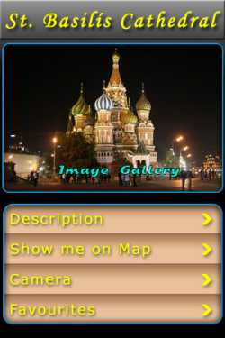 Google Doodle prompts St. Basil's Cathedral in Moscow via apps