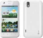 LG Optimus Black Goes White for UK Pre-order