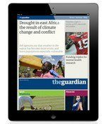 Apple iPad and Android Apps Coming from The Guardian