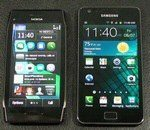 Galaxy S II, Nokia X7 Comparison Battle Videos