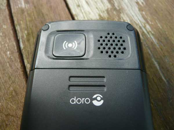 Doro PhoneEasy 610 Mobile Hands On Review pic 18