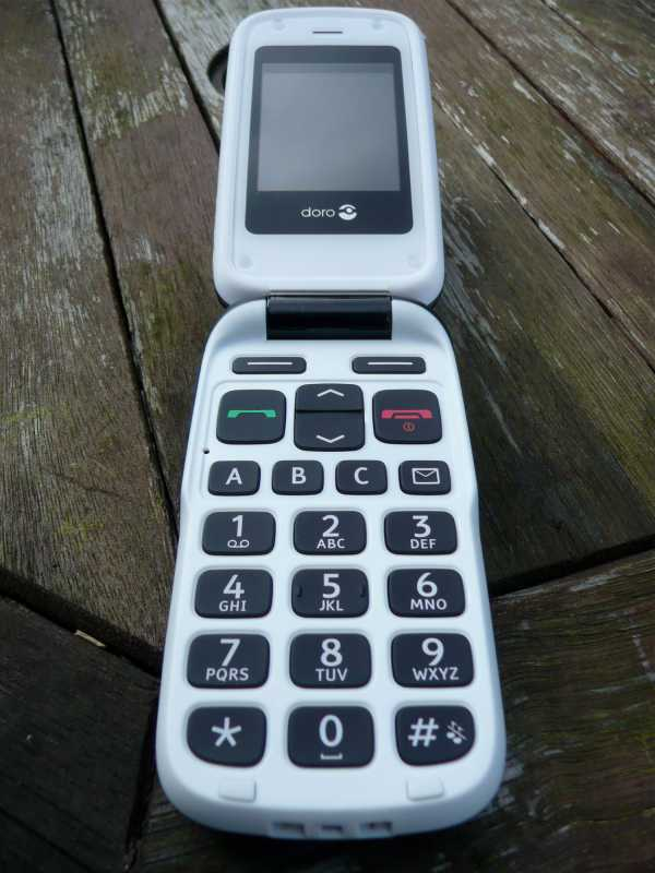 Doro PhoneEasy 610 Mobile Hands On Review pic 19