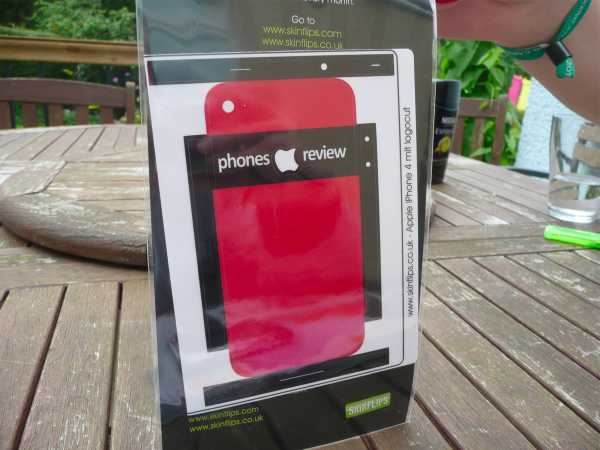 SkinFlips Hands-on Review- Perfect Skin Stickers for Phones pic 1
