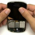 BlackBerry Bold 9900 Disassembled and Reassembled On Video