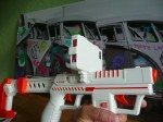 App Blaster iPhone Gun Hands-on Review pic 36