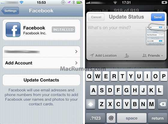 Dating sites with facebook integration