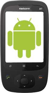 main pic - Karbonn A1 Android Smartphone Price & Specs- India