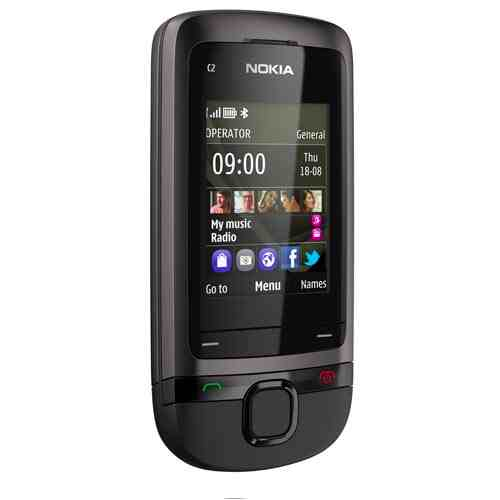 Nokia C2-05 features and price, Chrismtas gift perfection pic 3