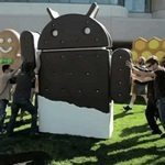 Android Ice Cream Sandwich Arrives At Google HQ