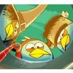 Angry Birds Halloween Edition, new character teaser