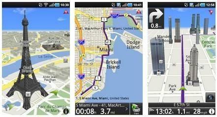 route 66 maps navigation