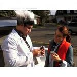iPhone 4S Back to the Future humorous video