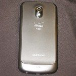 Galaxy Nexus for Verizon pictured and on video