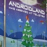 Android dedicated store, Androidland launched: video