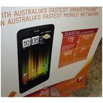 HTC Velocity 4G, Telstra prices and plans