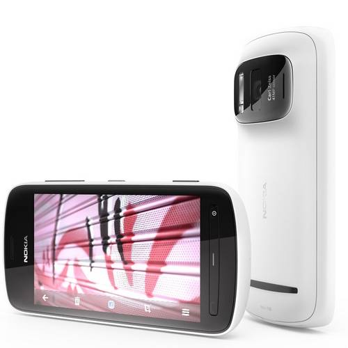 Nokia 808 PureView to revolutionise mobile photography