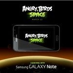 Galaxy Note Angry Birds Space teaser video