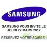 Samsung Galaxy S3 special event next month