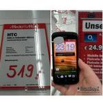 HTC One S, X and V available in Germany