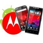 Motorola devices Android ICS update latest
