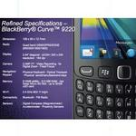 BlackBerry Curve 9220 specs not that exciting