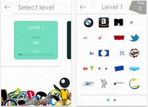 the logos quiz game you can download the application to your chosen ...
