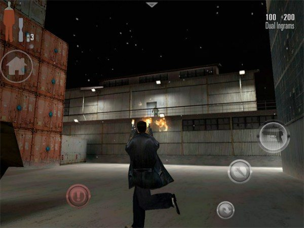 Max Payne Mobile finally released for android.